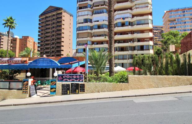 фото отеля Europa Center Apartments изображение №5