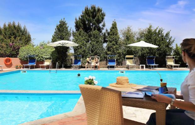 фотографии отеля Pausania Inn изображение №23