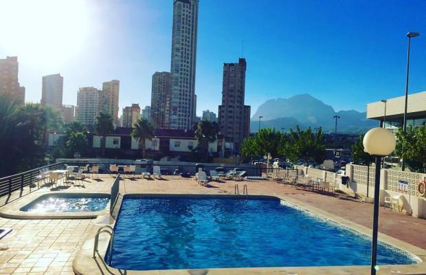 фотографии отеля Apartamentos Luxmar изображение №7