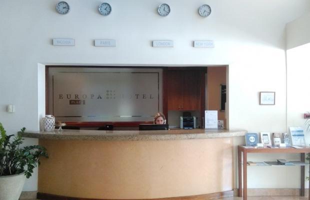 фото Europa Plaza Hotel изображение №2