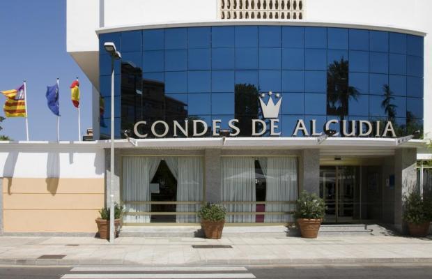 фото Globales Condes de Alcudia (ex. Hi! Condes de Alcudia Hotel) изображение №30