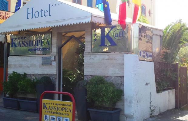 фотографии отеля Kassiopea изображение №11