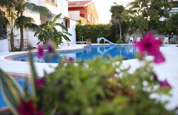 фотографии отеля Assinos Palace изображение №3