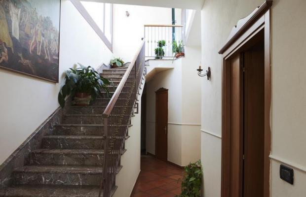 фотографии отеля Villa Pozzo Greco изображение №3
