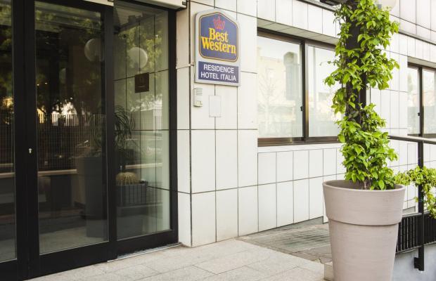 фотографии отеля Best Western Hotel Residence Italia изображение №35