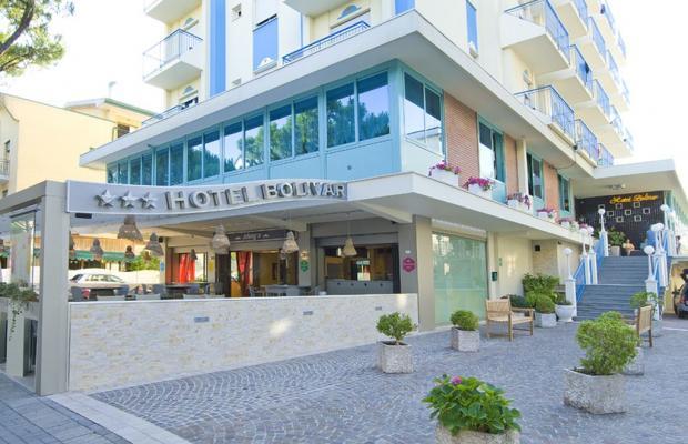 фотографии отеля Hotel Bolivar изображение №11