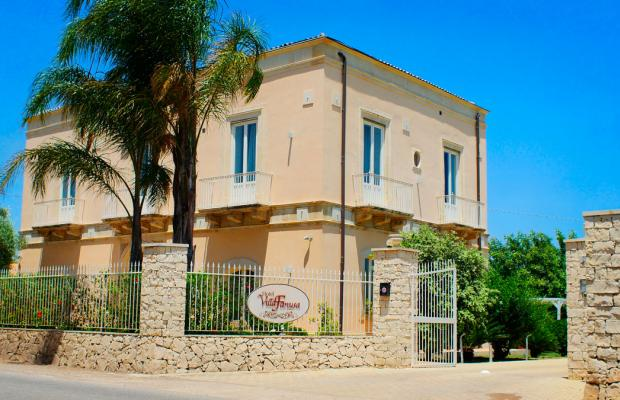 фотографии отеля Hotel Villa Fanusa изображение №15