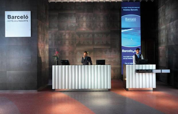 фотографии отеля Barcelo Malaga изображение №15