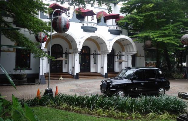 фото отеля Alila изображение №9