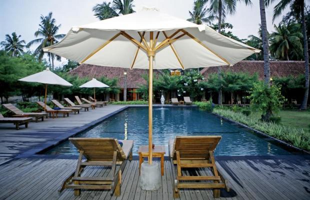 фото отеля Villa Karang Hotel & Restaurant изображение №1