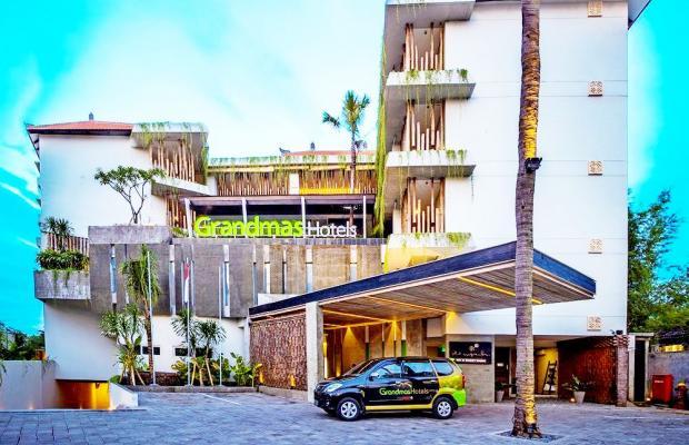 фото отеля GrandMas Plus Hotel Airport изображение №1