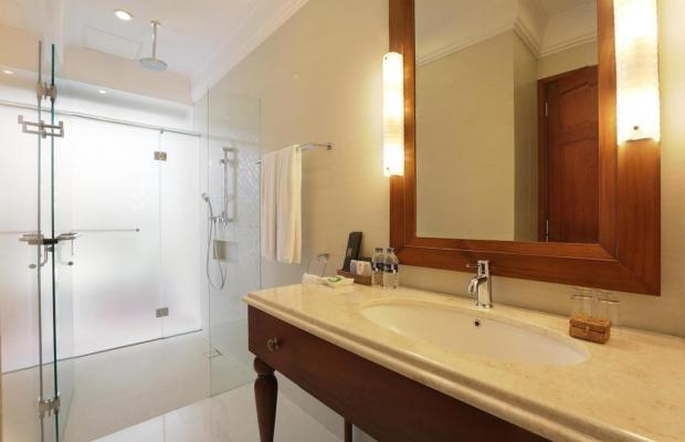 фото Seminyak Lagoon All Suites Hotel изображение №22