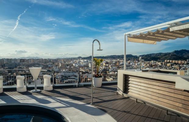 фотографии отеля AC Hotel Malaga Palacio изображение №15