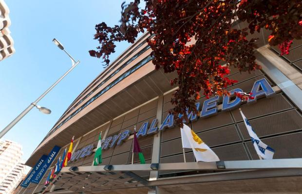 фотографии отеля Tryp Malaga Alameda изображение №19