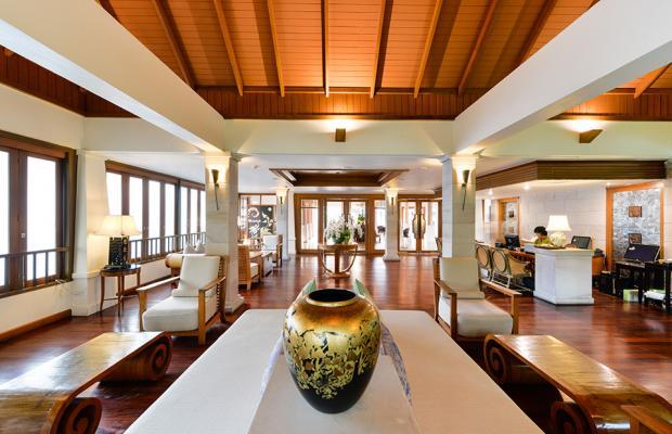 фотографии отеля Naithonburi Beach Resort изображение №7