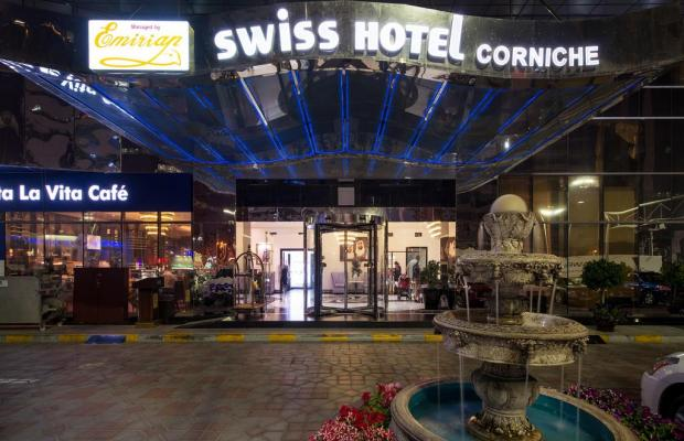 фотографии Swiss Hotel Corniche (ex. The Royal Hotel) изображение №4