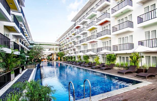 фотографии отеля The Jimbaran View (ех. HARRIS Hotel Bukit Jimbaran) изображение №3