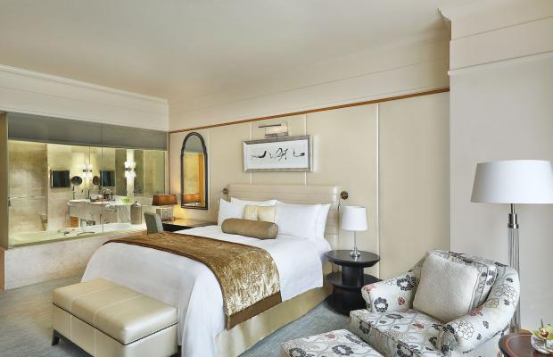 фотографии отеля The Ritz-Carlton, Dubai International Financial Centre изображение №3