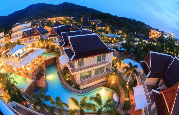 фото Phunawa Karon Beach Resort & Spa (ex. Karon Sovereign All Suites Resort; Dewa Karon) изображение №10