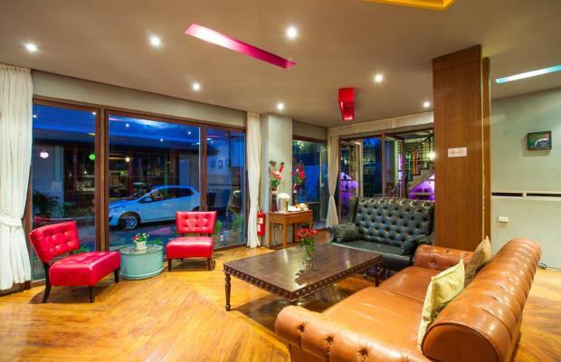 фотографии отеля The Oddy Hip Hotel изображение №7