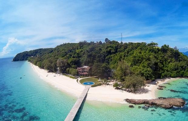 фото отеля Maiton Private Island (ex. Honeymoon Island Phuket) изображение №1