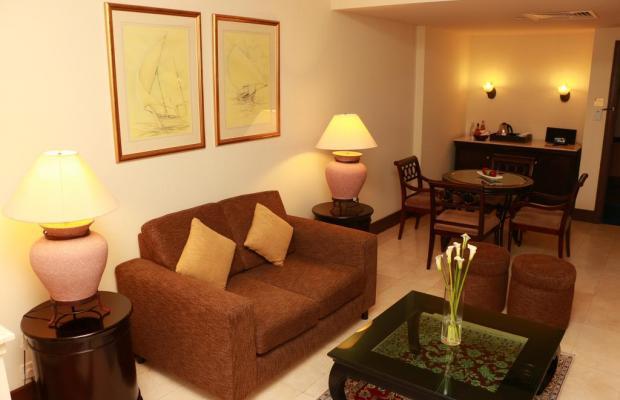 фото Grand Excelsior Hotel Deira (ех. Sheraton Deira Hotel Dubai) изображение №10