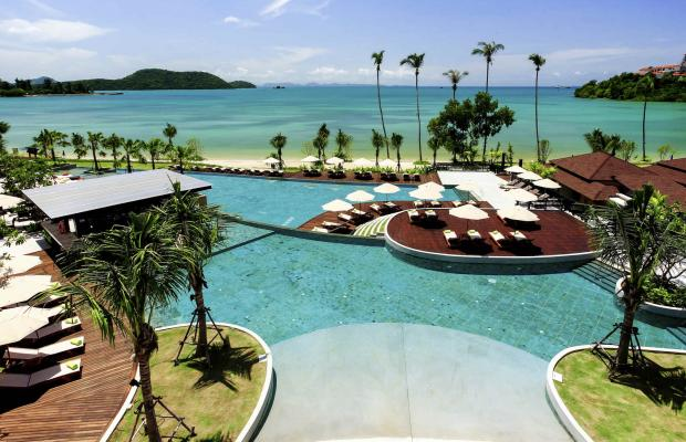 фотографии отеля Pullman Phuket Panwa Beach Resort (ex. Radisson Blu Plaza Resort Phuket Panwa Beach) изображение №23