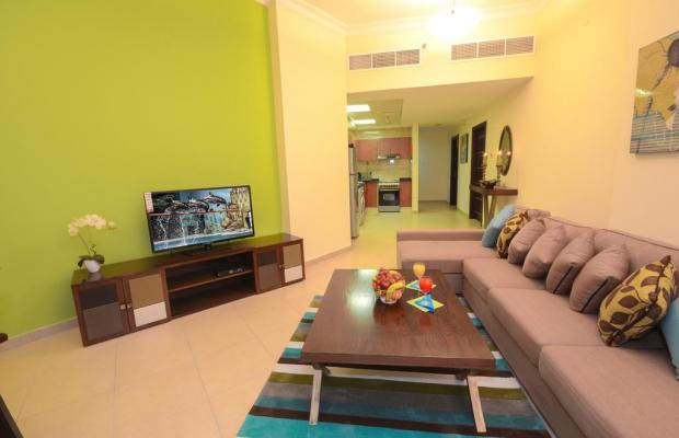фото Al Waleed Palace Hotel Apartments Al Barsha изображение №6