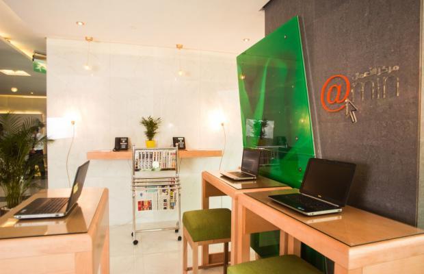 фотографии отеля Al Khoory Executive Hotel, Al Wasl (ex. Corp Executive Al Khoory Hotel) изображение №19