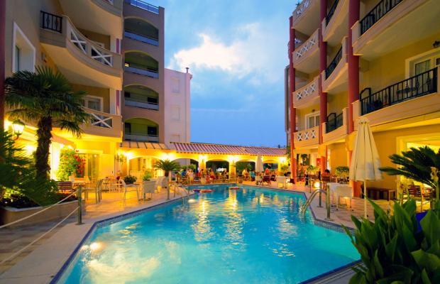 фотографии отеля Evilion Sea & Sun (Evilion-Stilvi Hotel) изображение №19