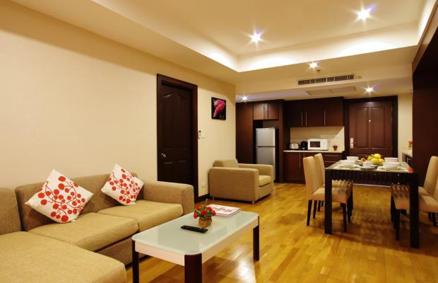 фото отеля The Ninth Place Serviced Residence изображение №21