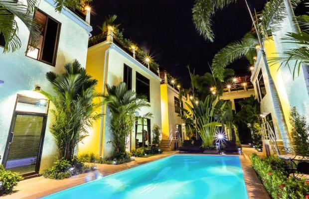 фотографии отеля Palm Oasis Boutique Hotel изображение №19
