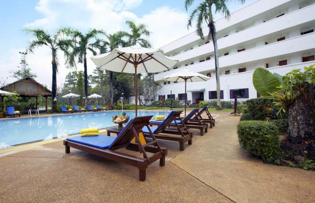 фотографии отеля Centara Mae Sot Hill Resort изображение №11
