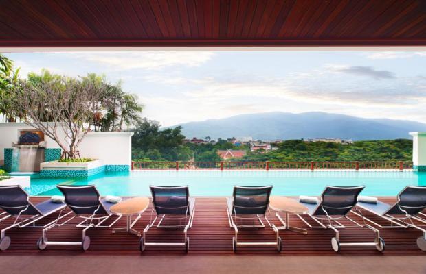 фотографии отеля Le Meridien Chiang Mai изображение №23