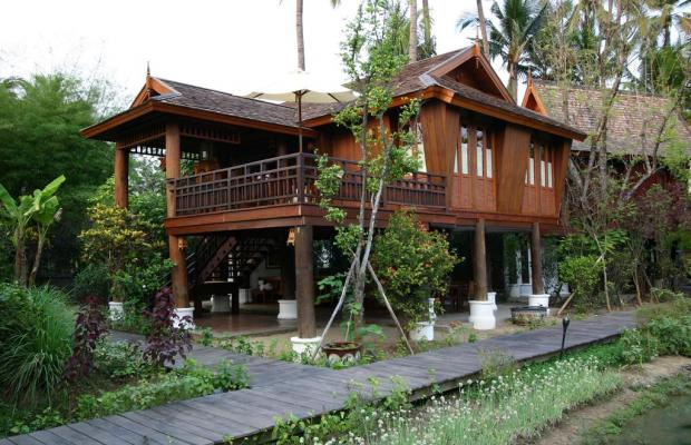 фото отеля Dhara Dhevi Chiang Mai (ex. Mandarin Oriental Dhara Dhevi) изображение №5