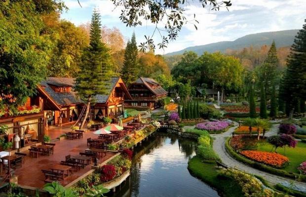фото отеля Krisdadoi Resort Chiang Mai изображение №9
