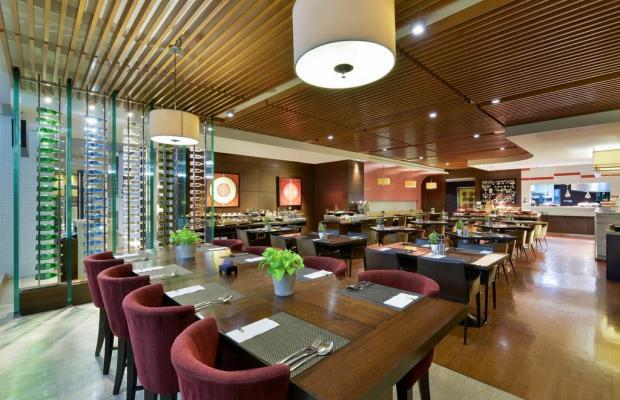 фотографии отеля Marriott Executive Apartments Sathorn Vista изображение №3