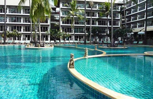 фотографии отеля Pattawia Resort & Spa изображение №7