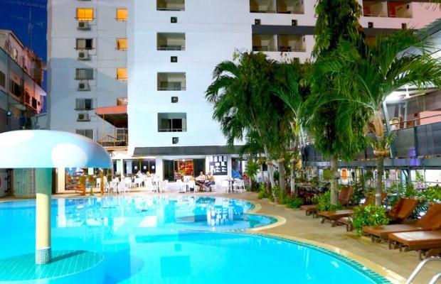фотографии Pattaya Hiso Hotel (ex. Hyton Pattaya; Grand Central Pattaya) изображение №4
