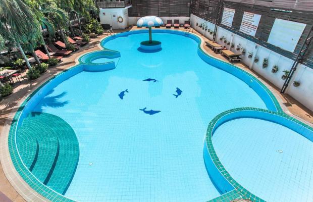 фото отеля Pattaya Hiso Hotel (ex. Hyton Pattaya; Grand Central Pattaya) изображение №1