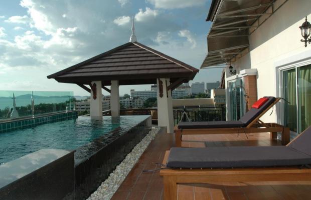 фотографии Jomtien Beach Penthouses изображение №24