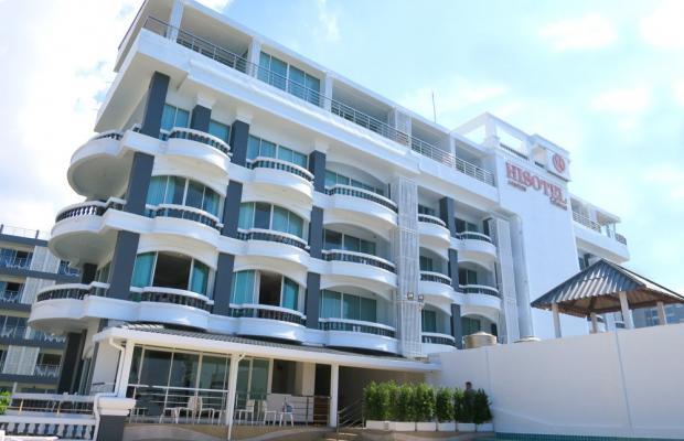 фото отеля Jomtien Hisotel изображение №1