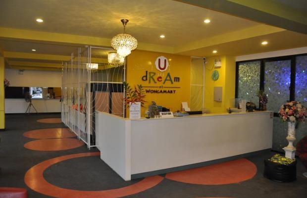 фотографии отеля U Dream Hotel Pattaya (ех. Dream At Wongamat) изображение №15