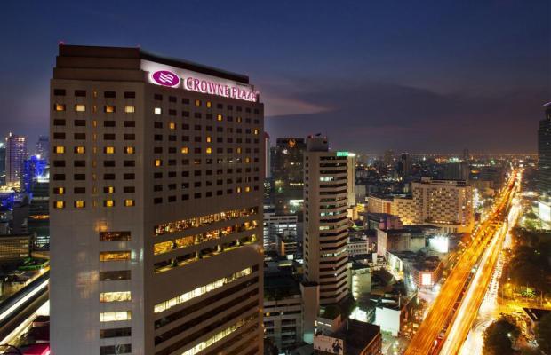 фото Crowne Plaza Bangkok Lumpini Park (ex. Pan Pacific Bangkok Hotel) изображение №42