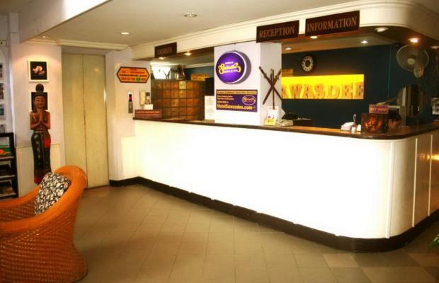 фотографии отеля Sawasdee Pattaya изображение №7