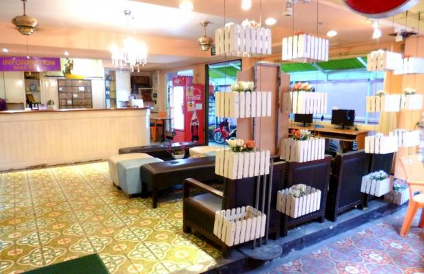 фото отеля Sawasdee Bangkok Inn изображение №9