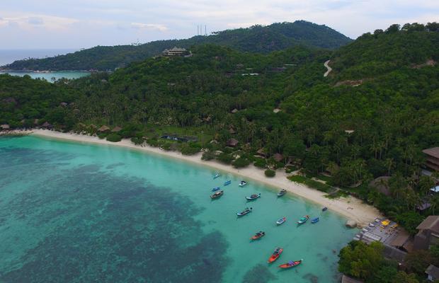 фотографии отеля The Haad Tien Beach Resort изображение №11