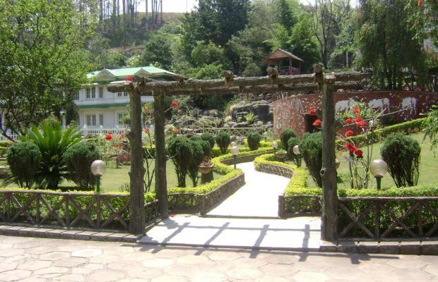 фотографии отеля Eastend Munnar изображение №19