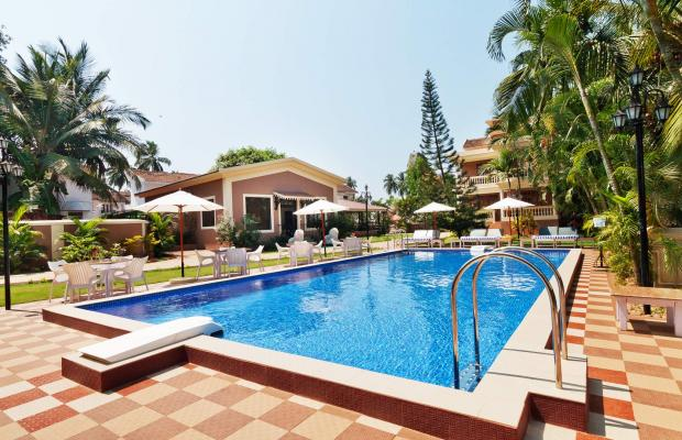 фото отеля Seashell Beach Suites изображение №1