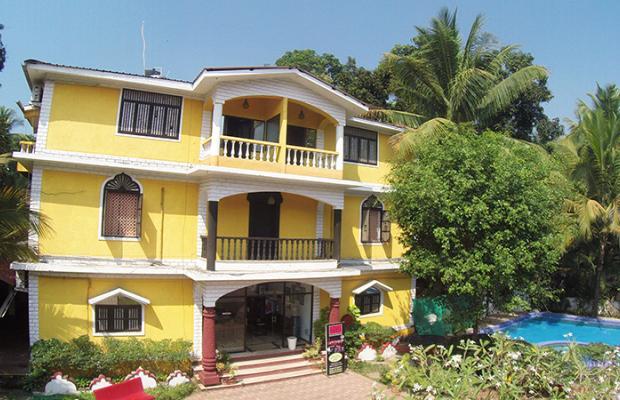 фотографии отеля La Casa Siolim изображение №19
